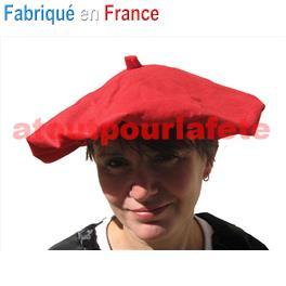 9d3d4b72ff1a chapeau-amelie-poulain-beret-rouge-feutrine