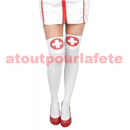 Bas d' Infirmière - Nurse (la paire)