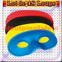 Lot de 48 Loups Domino GM adulte