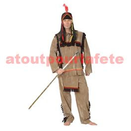 Costume d' Indien adulte (H)