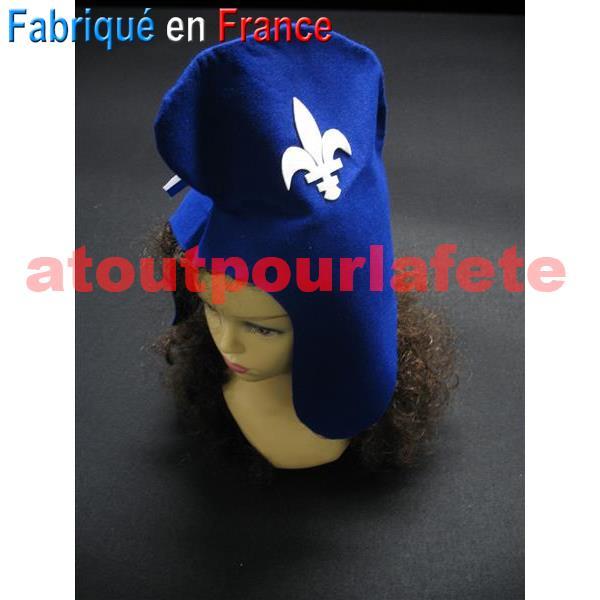 Bonnet Phrygien Québécois, chapeau révolutionnaire