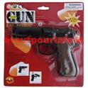 Pistolet de Cowboy à amorces 8 coups