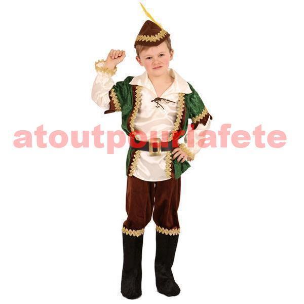 DE DEGUISEMENTS > ENFANTS > Déguisement de Robin des bois enfant