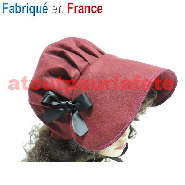 chapeau époque victorienne