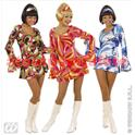 Robe Seventies Assorties