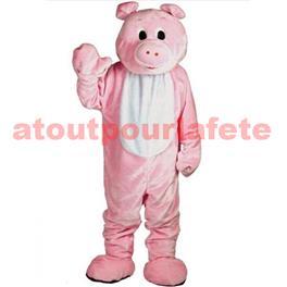 Mascotte de Cochon, Grosse Tête