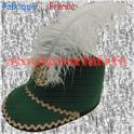 Chapeau de Majorette Luxe (feutre)
