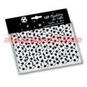 """Confettis de Table """"ballon de Football""""(blister de 150)"""