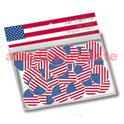 "Confettis de Table ""Drapeaux USA""(blister de 150)"