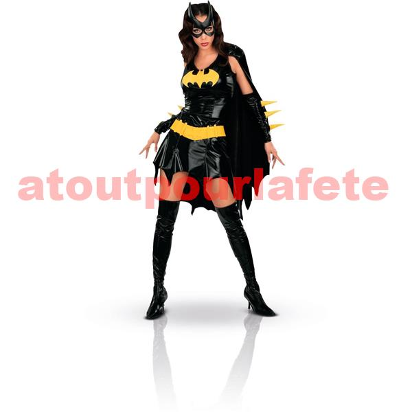 d guisement super h ros femme batgirl. Black Bedroom Furniture Sets. Home Design Ideas