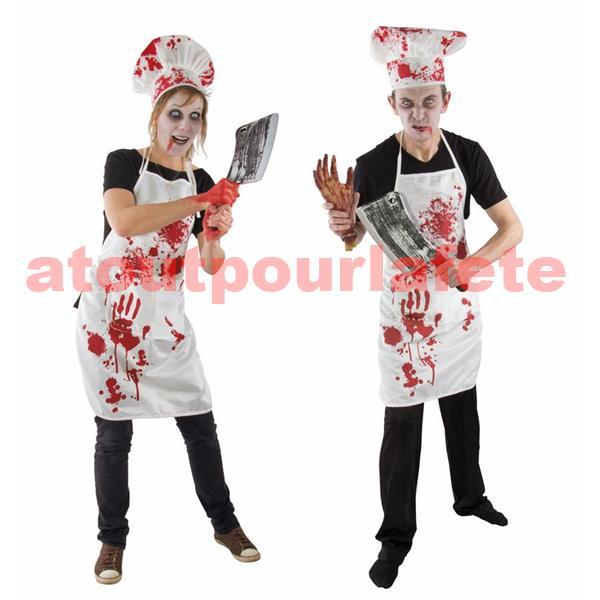 D guisement de cuisinier sanglant for Cuisinier 94 photos