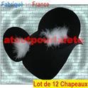 LOT A PRIX PRO: Chapeau - 6 Coiffes de  Mickey Mouse, Disney,