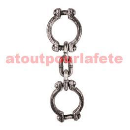Chaine de Forçat - Bagnard (poignets) 28cm