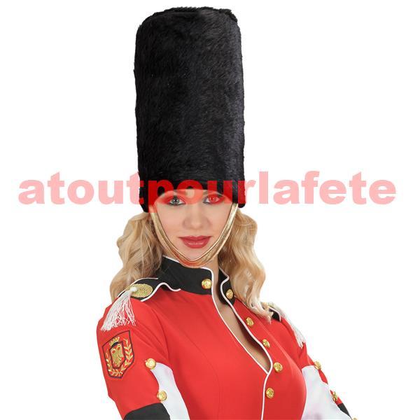 garde anglais chapeau