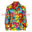 Chemise Hippie à fleurs  60'- 70'