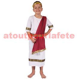 Deguisement de Romain enfant