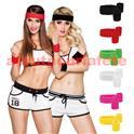 Set 3 Bandeaux Veronique et Daninna pour Jogging, Aérobic, Gym, 118-218