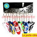 Porte clés Chaussures de foot 7cm (la pièce)