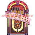 DECOR JUKE BOX 90 CM - IMPRIMEE 2 FACES