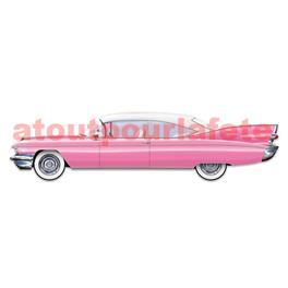 Décoration thème 50' 60' Cruisin'Car