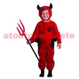 Déguisement de Diable baby
