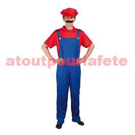Déguisement de Mario (TU)