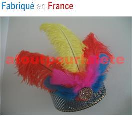 chapeau Cariocas (feutre)