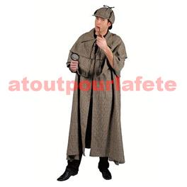 Costume de Sherlock Holmes (H)