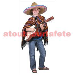 Poncho Mexicain (E)