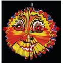 Lampion Rond décoré 25cms
