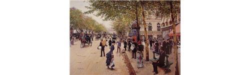 Belle Epoque 1900 / Stampunk